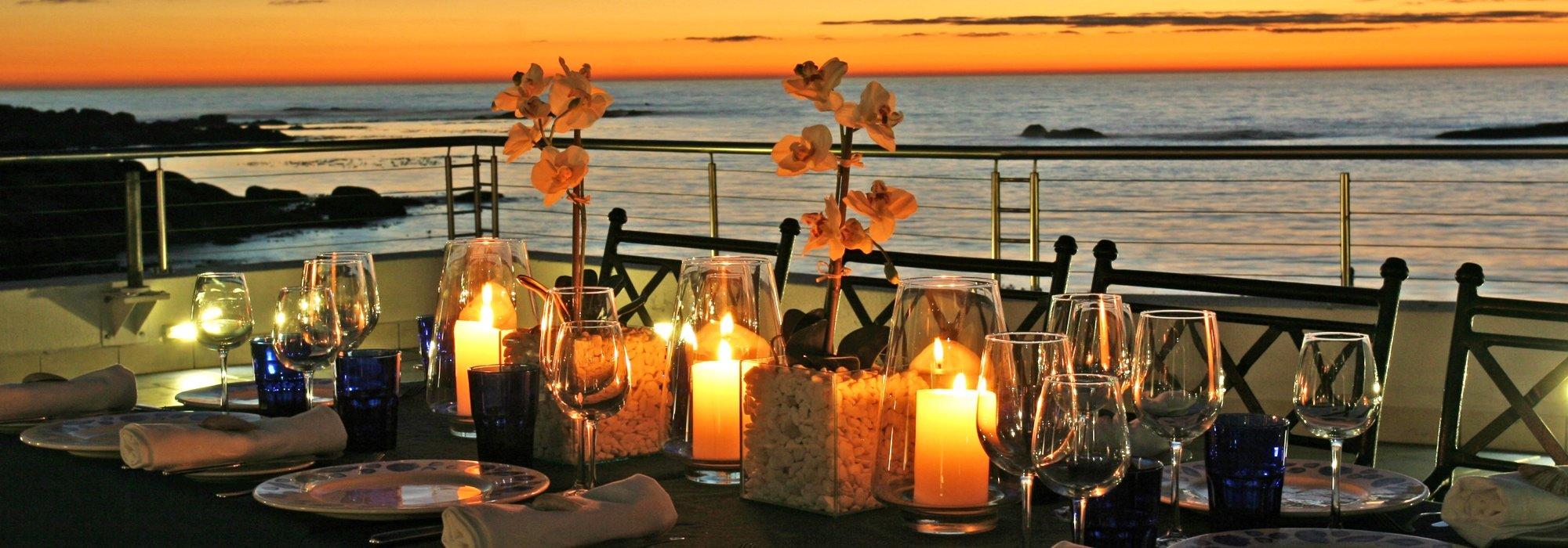 Azure Restaurant Dinner