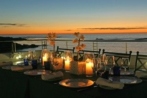 Image result for african dinner beach