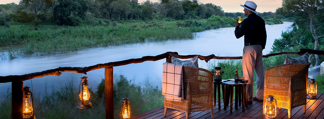 Tinga Lodge, Lion Sands