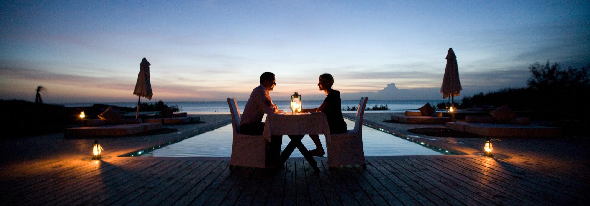 Romantic Dinners under the Stars
