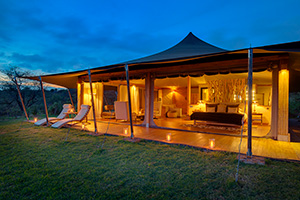 Loisaba - Spacious Luxury Tents