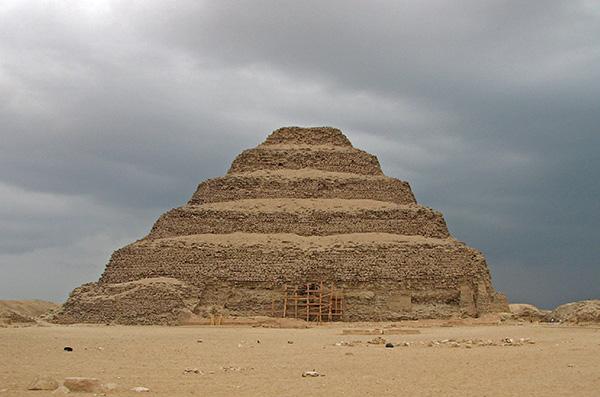 Step Pyramid of King Zoser