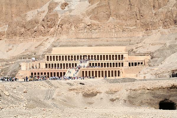 Queen Hatshepsuts Temple