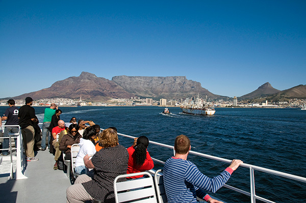 Ferry to Robben Island