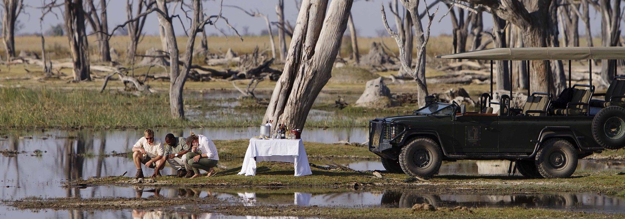 Safari in Xakanxa