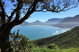 Cape Peninsula scenery