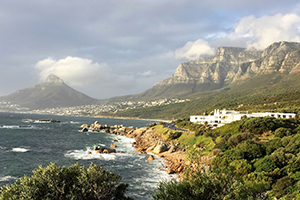 Cape scenery and 12 Apostles
