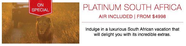 Platinum South Africa