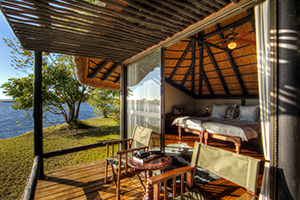 Ngoma Safari Lodge Suite
