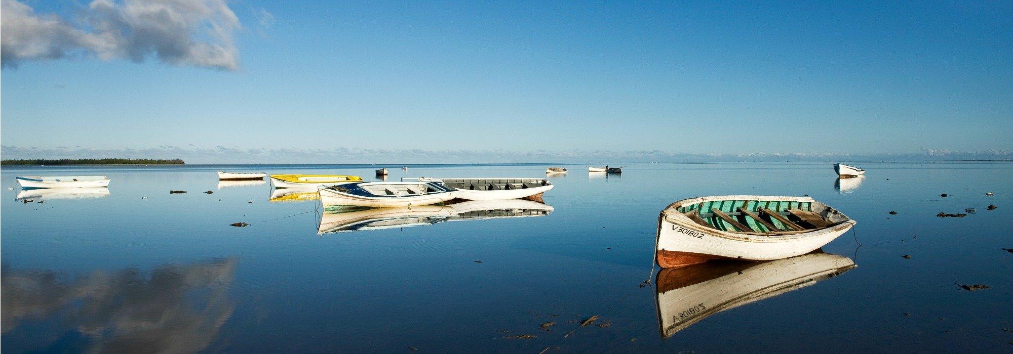 Mauritius Boats