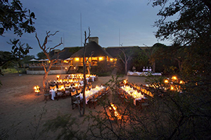 Kapama River Lodge Boma