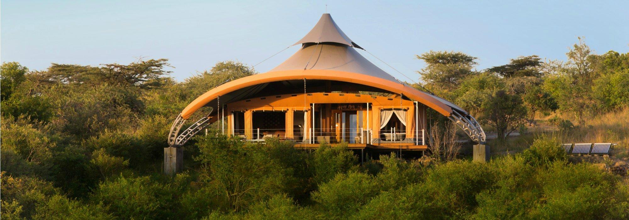 Mahali Mzuri, Maasai Mara, Kenya