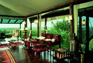 Kirawira Serengeti Luxury Tented Camp