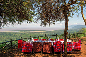Lake Manyara Safari Lodge