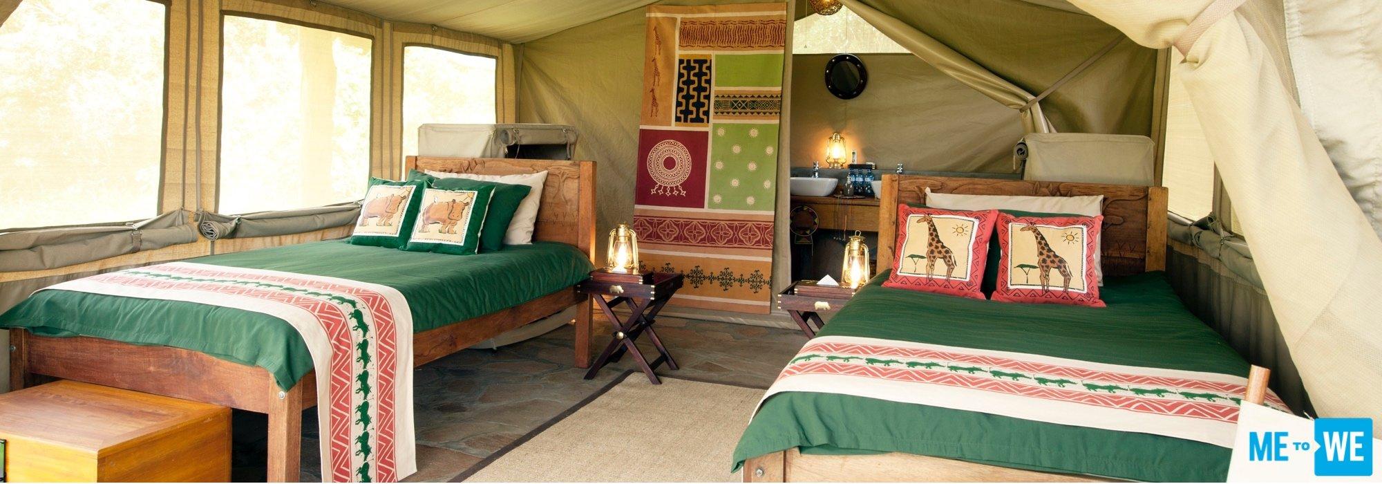 Me To We Bogani Tent