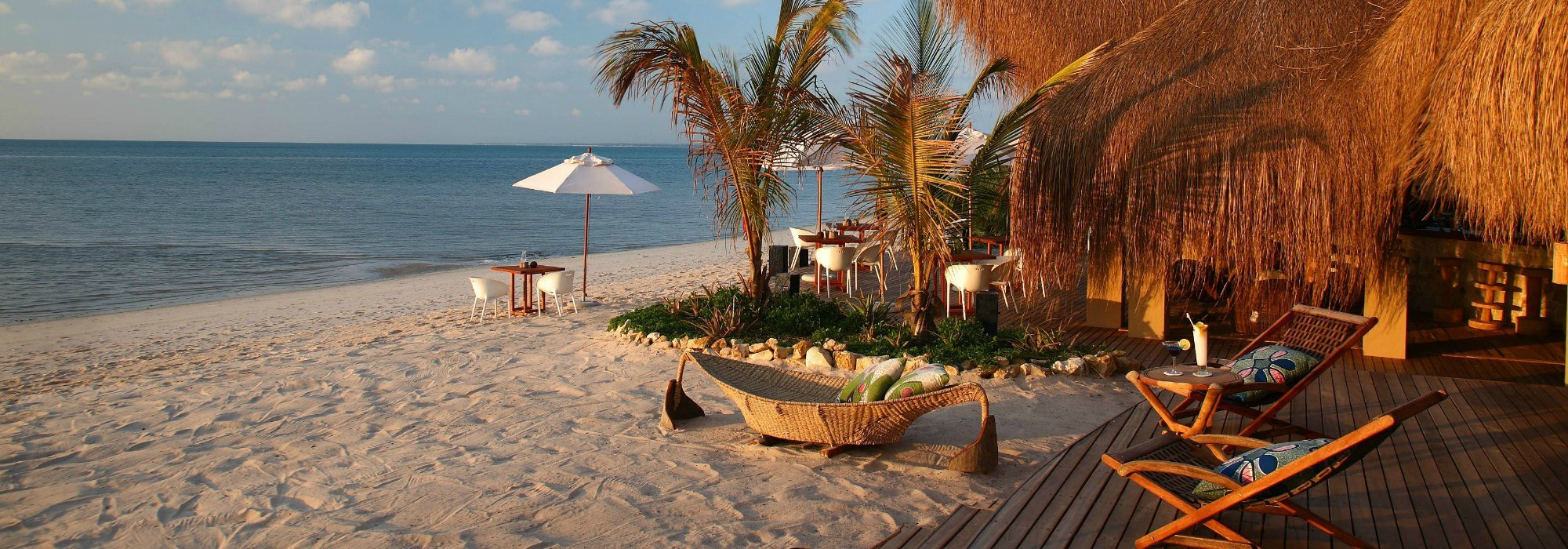 Mozambique Beach at Azura