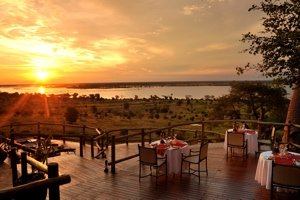 Ngoma Safari Lodge View