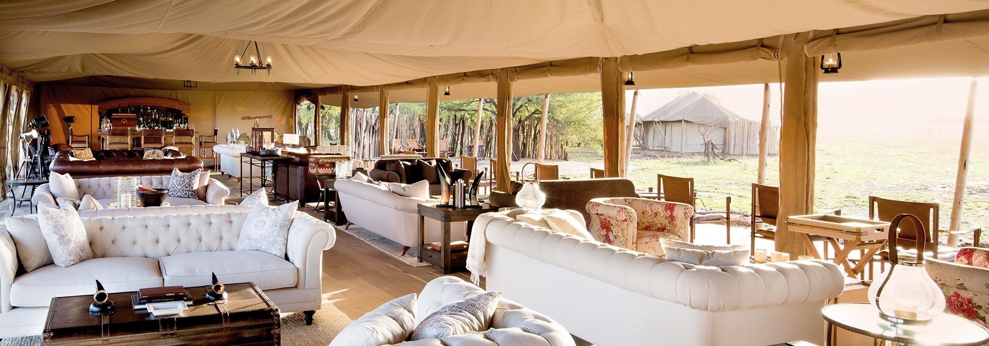 Lounge at Nyaruswiga