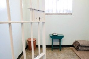 Robben Island Prison Cell