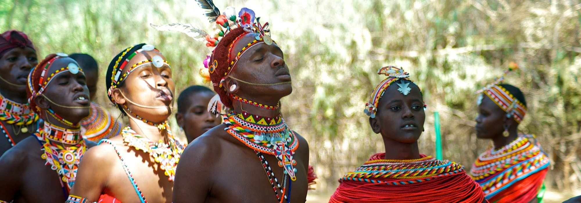 Samburu Tribe in Kenya