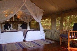 Sarova Mara Game Camp, Maasai Mara, Kenya