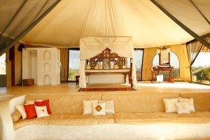 Sasaab Camp, Samburu, Kenya