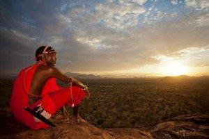 Samburu Tribe at Sasaab Camp