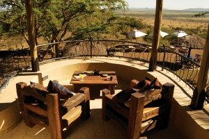 Serengeti Sopa Lodge, views