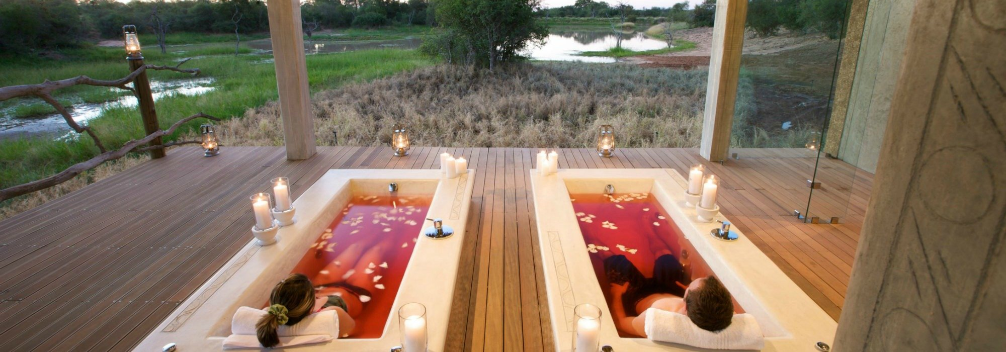 Kapama Private Game Reserve spa