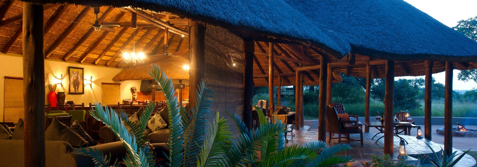 Jackalberry Lodge Thornybush Game Reserve