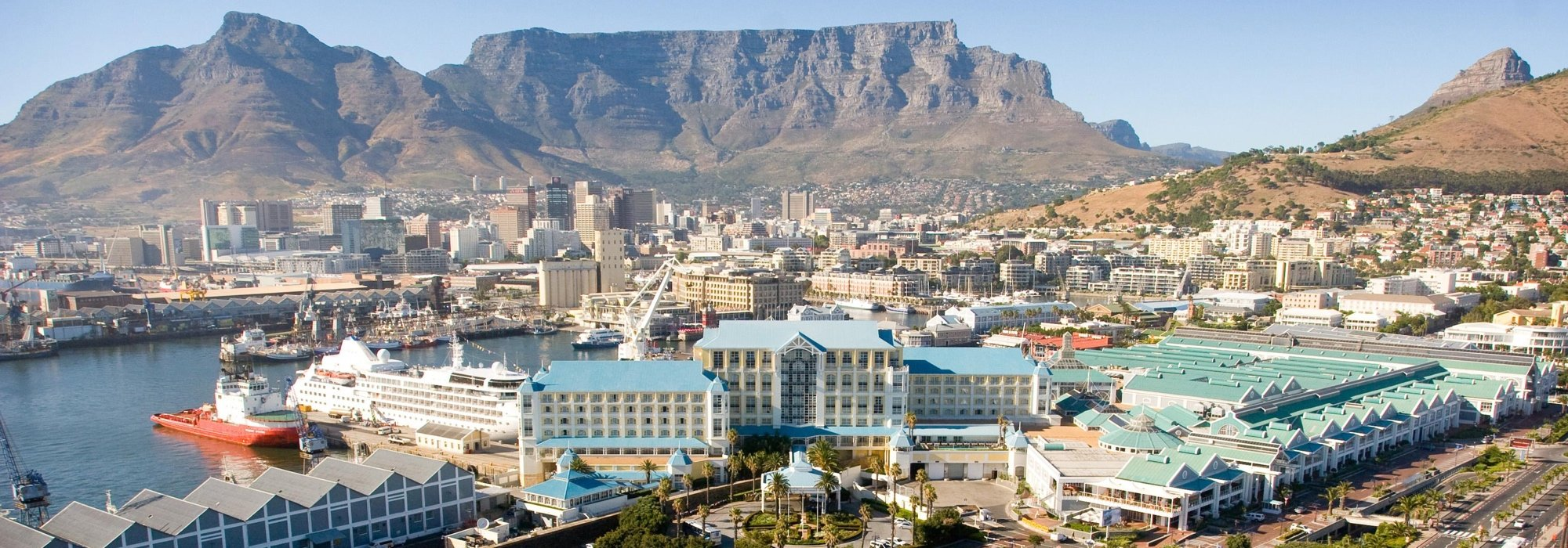 Table Bay Hotel and Waterfront