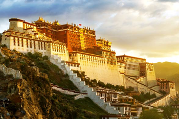China, Tibet and the Yangtze