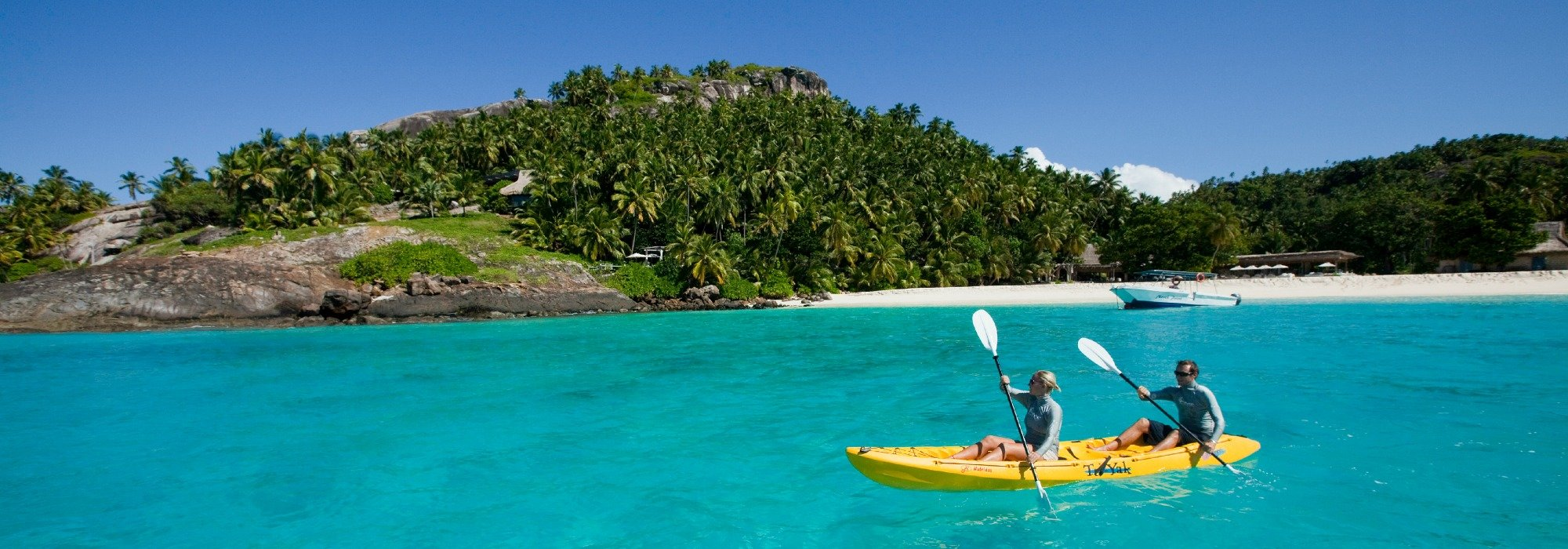 Seychelles Kayaking