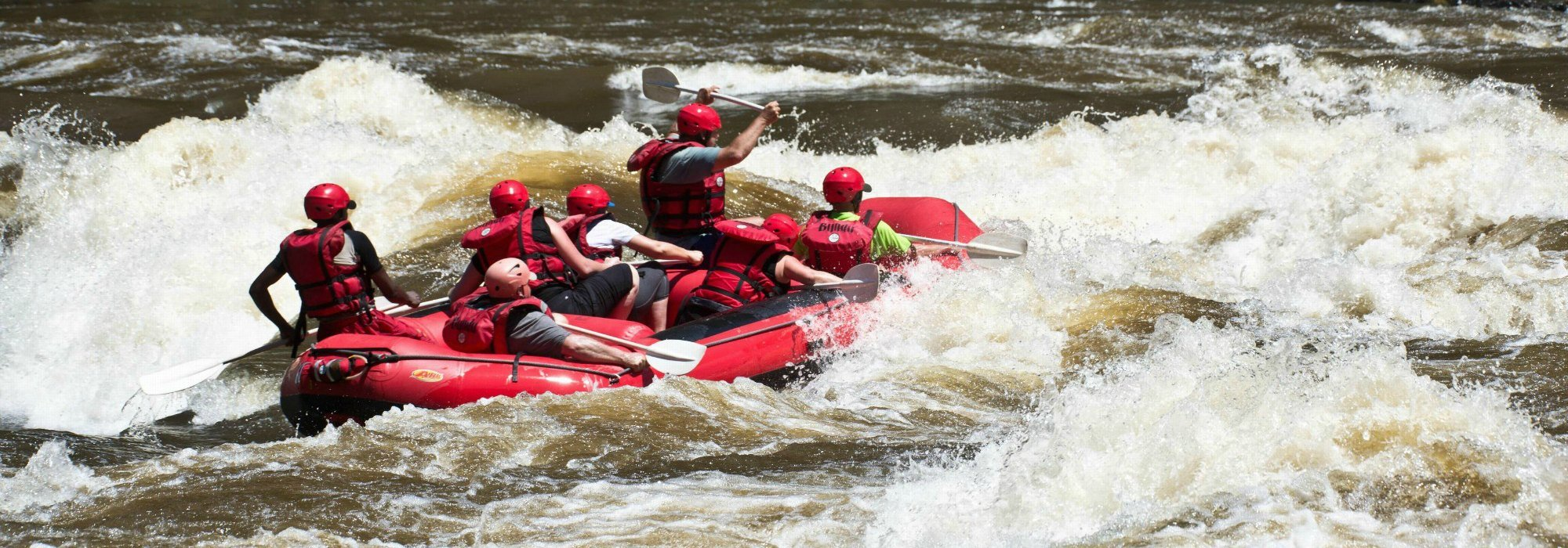 Victoria Falls White Water Rafting