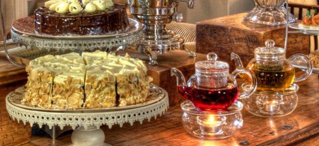 Cape Grace Hotel High Tea