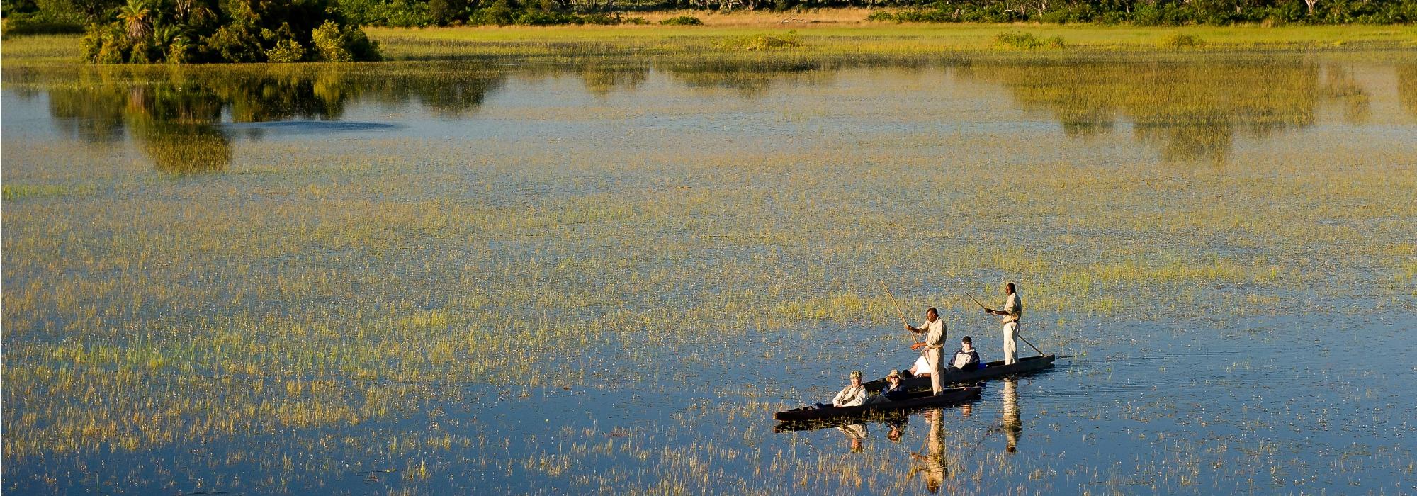 Mokoro Canoe ride