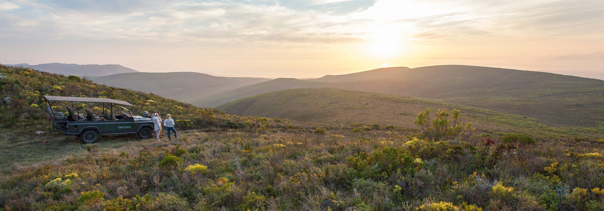 The Award-Winning Grootbos Nature Reserve