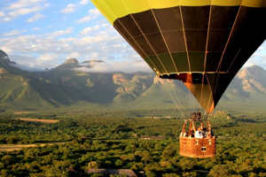 Hot Air ballooning in Hoedspruit