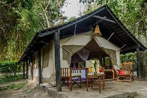 Safari Tent at Mara Camp
