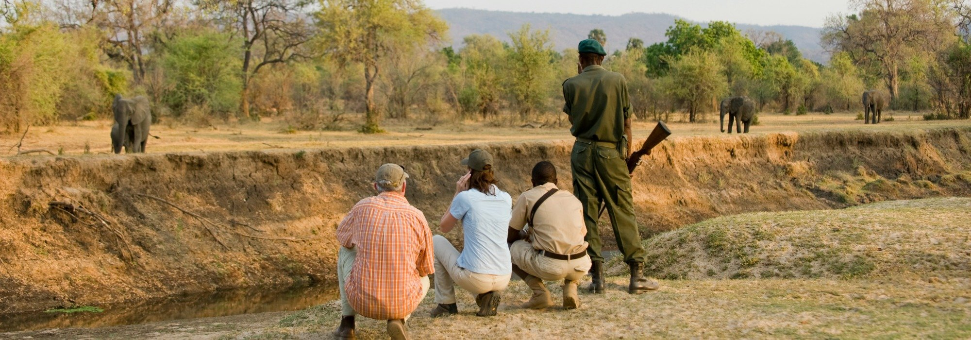 Zambia Walking Safari