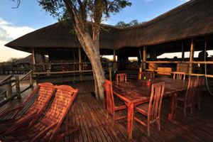 Nehimba Lodge on Zimbabwe
