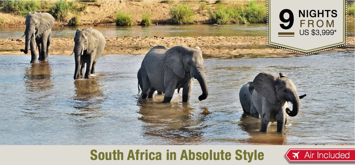 South Africa in Absolute Style