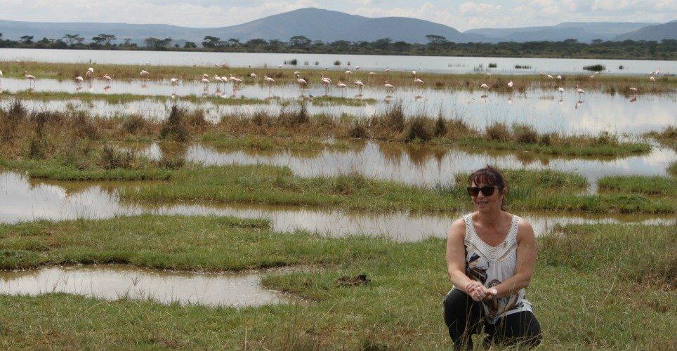 Africa Safari, Kenya, Lake Elmenteita