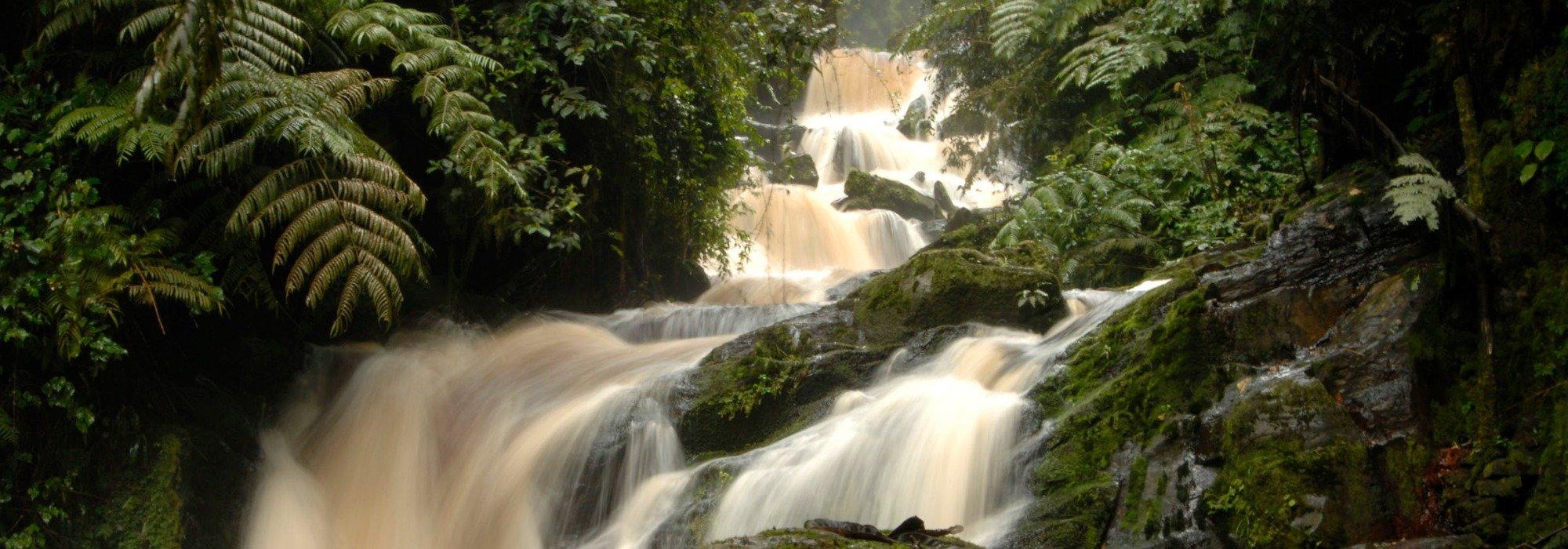 Rwanda falls