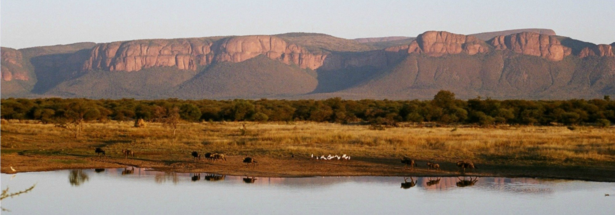 Marataba safari lodge scenery