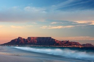 Table Mountain , Cape Town